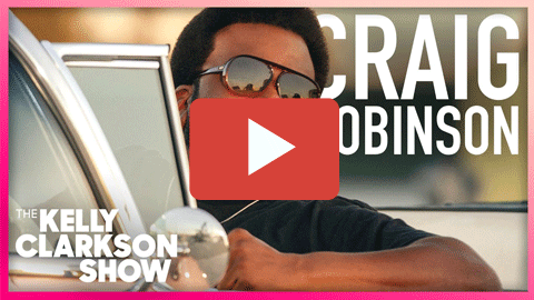 CRAIG ROBINSON & KELLY BREAK INTO SONG MID-INTERVIEW | DRIVE-INTERVIEW