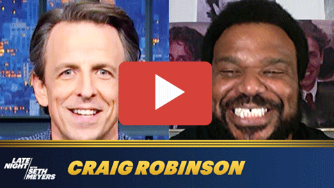 FANS ARE BEGGING CRAIG ROBINSON TO STOP THE OFFICE FROM LEAVING NETFLIX